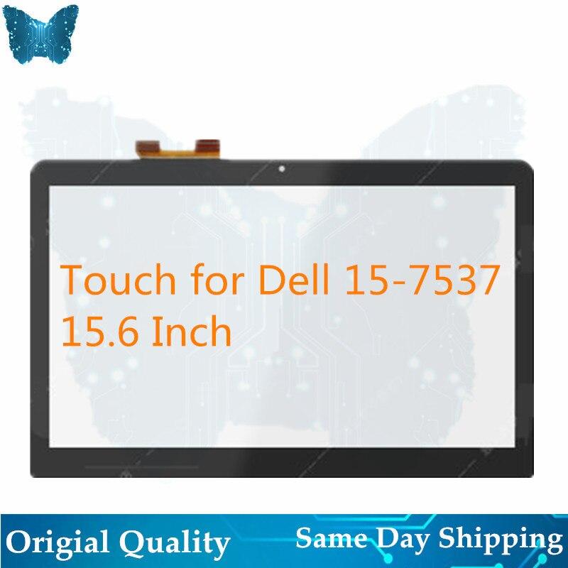 Original LCD Digister pour DELL 15-7537 LCD écran tactile panneau 15-7537 15.6 pouces PV7P5