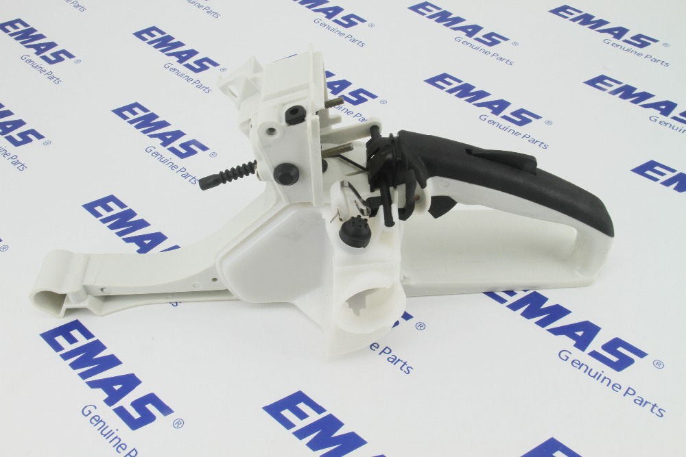 1pc White Plastic Gas Fuel Tank Handle For Stihl 024 026 MS240 MS260 Chainsaw