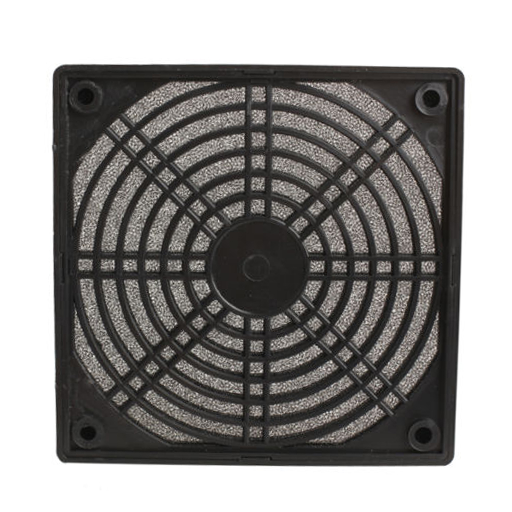 5pcs 80mm Aluminum Dustproof Filter Mesh Strainer For PC Computer Cooling Fan