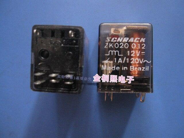Original new 100% hot spot relay ZK020012 12v 1a/120v quality assurance
