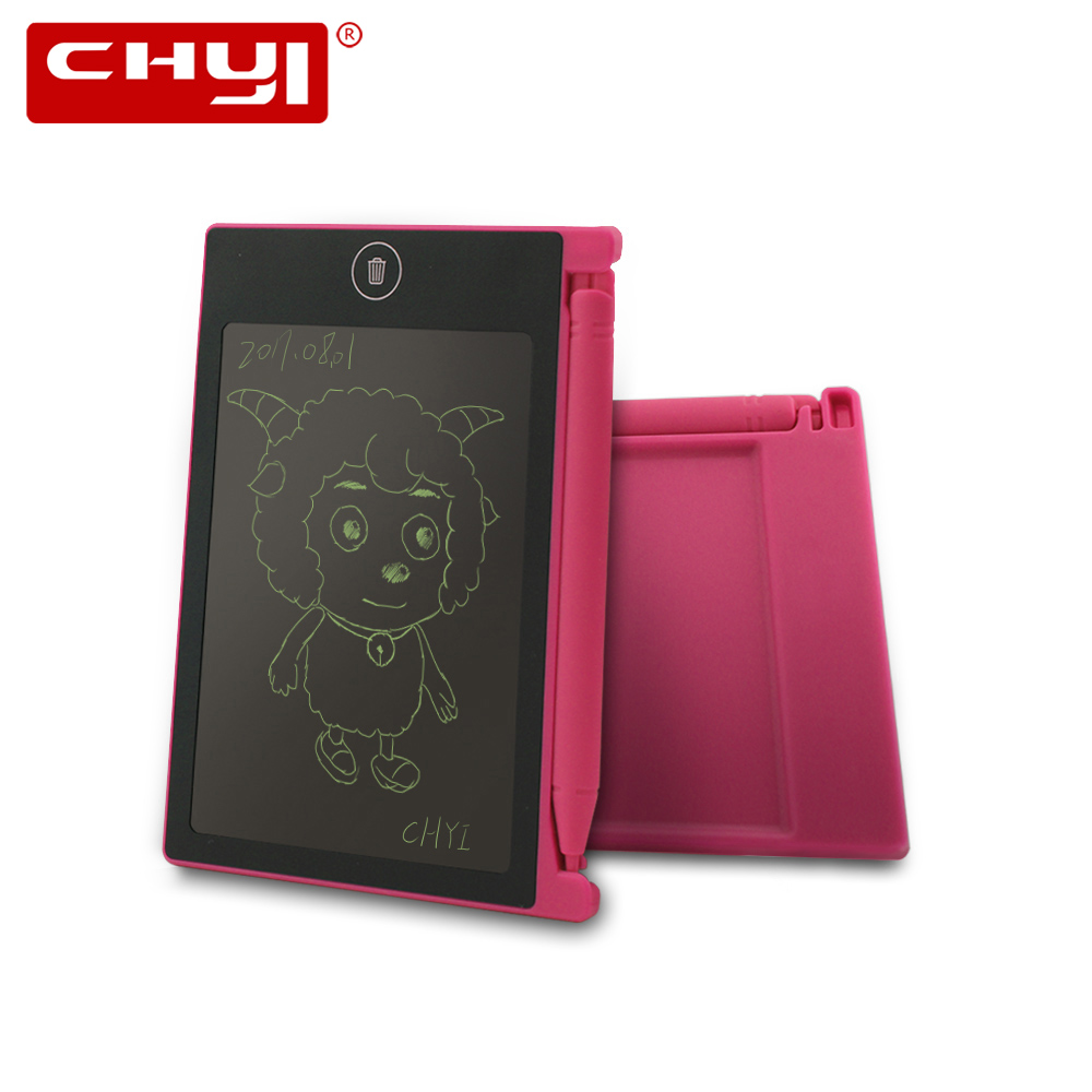 4 4inch LCD Writing Tablet Mini Portable Digital font b Electronic b font Handwriting Pads Message
