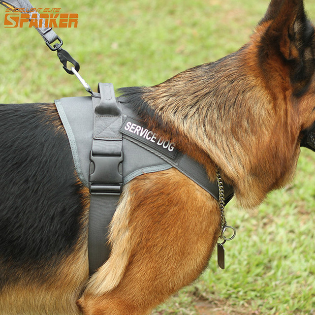 SPANKER Tactical Dog Vest