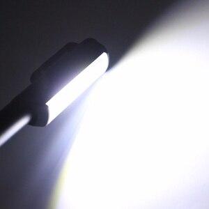 Image 2 - Mini Penna di Lavoro Luce Pannocchia Ha Condotto La Luce di Controllo Multi Funzione Tenuto In Mano Torcia Elettrica Esterna Della Lampada Della Torcia