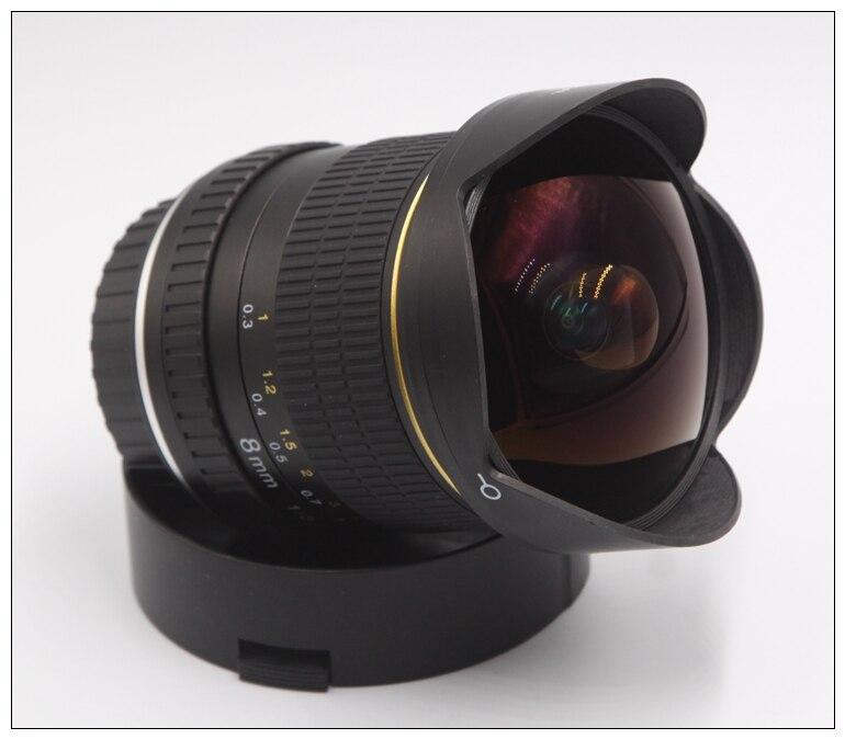 Kelda 8mm F 3 5 F3 5 Ultra Wide Fisheye camera LENS for Micro 4 3