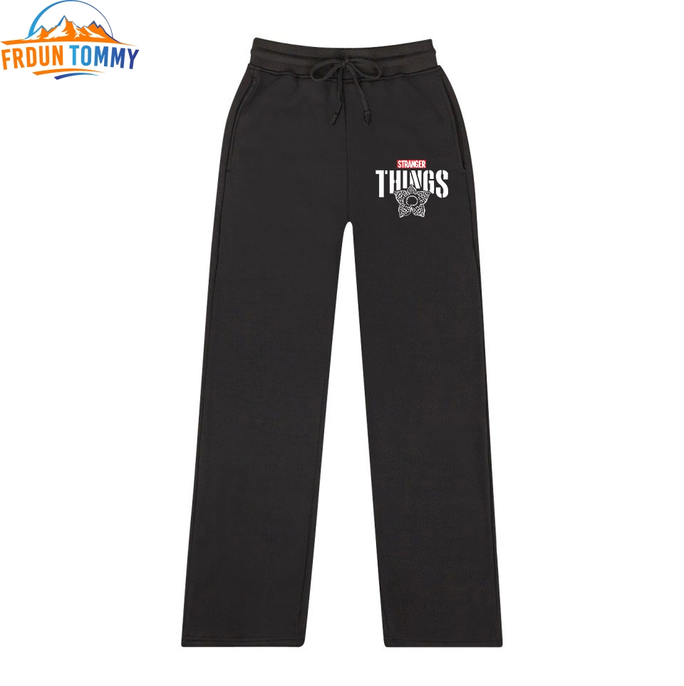 Streetwear Sweatpants Printed Stranger Fashion Women/men Things Comfatable 2D Trendy