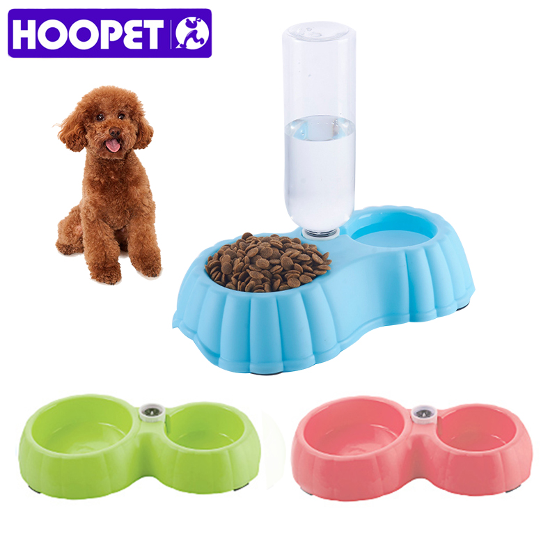 Aliexpress Com Buy Pet Portable Water Bottle 250ml Dog: Aliexpress.com : Buy HOOPET Pet Dog Food Bowl Cat Drinking