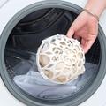 1pc Laundry Wash Ball Bubble Machine Laundry Protection Bra & Underwear Washing Ball Bathroom Product