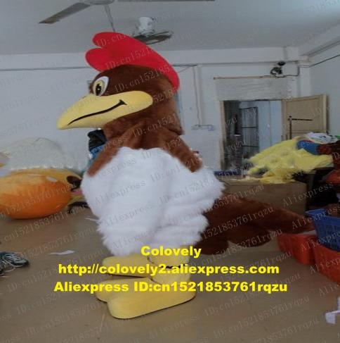 Billiger Preis Huhn Chook Hahn Hahn Henne Küken Maskottchen Kostüm Erwachsene Cartoon Charakter Werbe Veranstaltungen Die Choicest Waren Zz6917