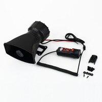 New Hot Selling Van Truck PA System 60W Loud Horn 12V Car Siren Auto Max 300dB