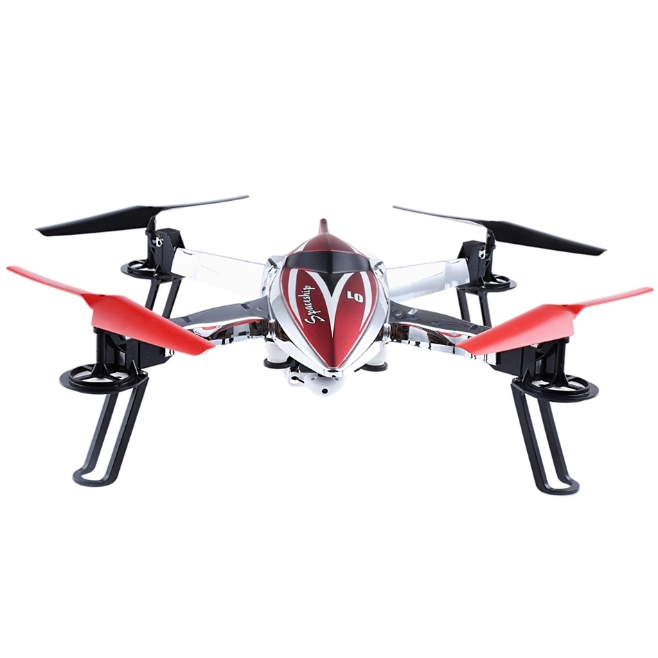 Top High Quality Q212K 0.3MP Camera WiFi 2.4G 4CH 6-Axis Gyro RTF RC Quadcopter Hold Altitude Mode Toy Made from Safety Material