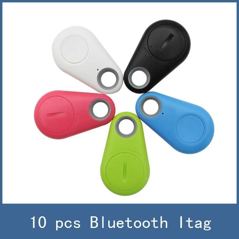 10pcs Newest Mini Wireless Smart GPS Locator Anti-lost Sensor Alarm Bluetooth Tracker Finder itag for Kids Pets Bag Wallet Key  цена