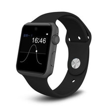 2016 heiße Bluetooth Smart Uhr DM09 2.5D ARC HD Touch bildschirm Mit Sim-karte SMS Smartwatch LF07 für IOS & Android Samsung Huawei