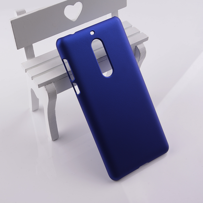 ultra slim cover for nokia 5 case matte pc cell phone back