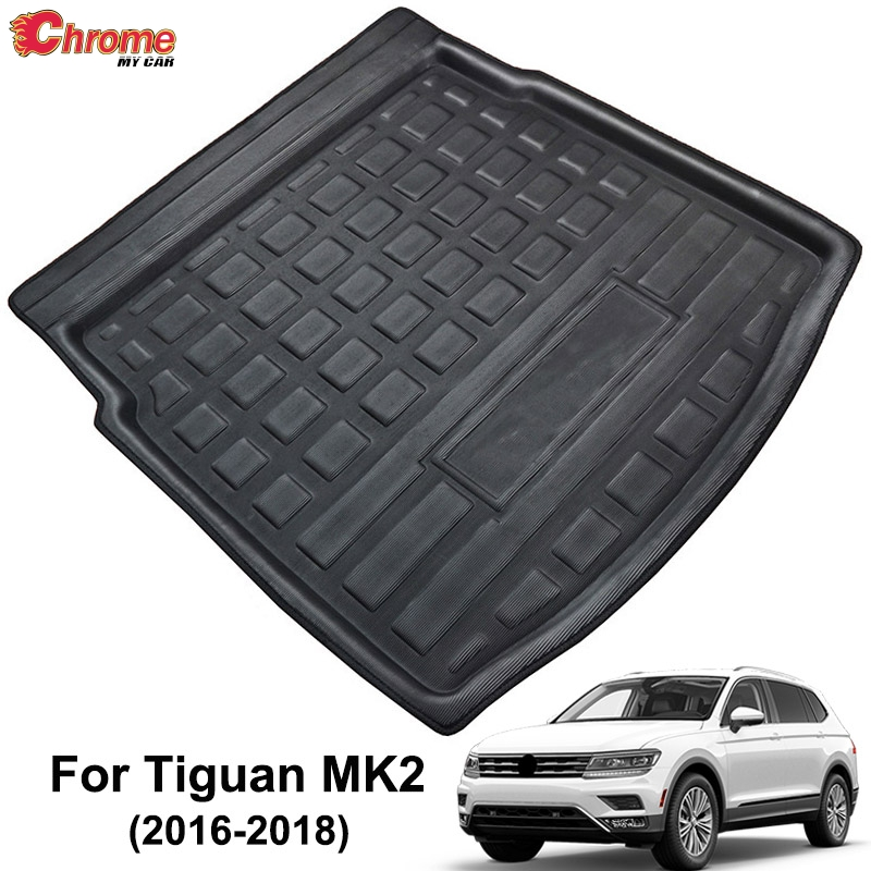 2017 2018 2019 Volkswagen Reviews: For Volkswagen VW Tiguan MK2 2016 2017 2018 2019 Boot Mat