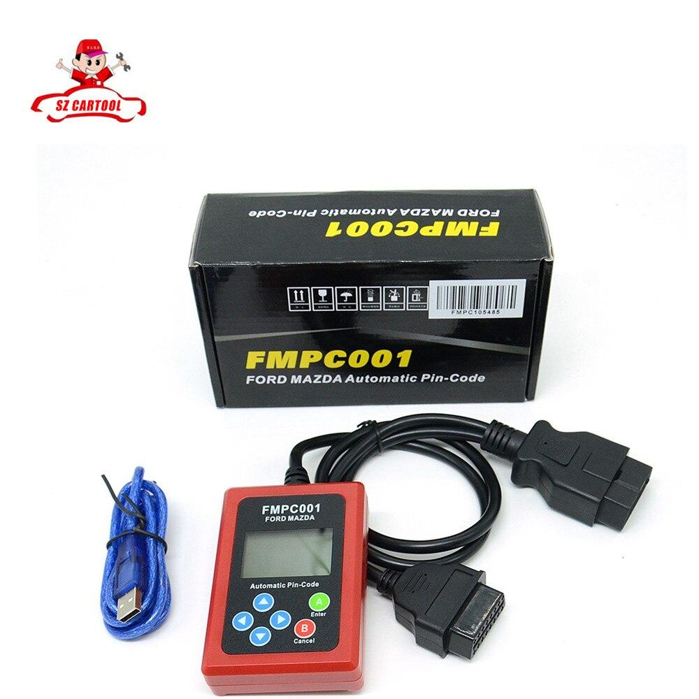 Цена за 2017 Последним FMPC 001 для Брода для Mazda Incode Калькулятор FMPC001 Пин-код Калькулятор Incode Диагностический Инструмент с Бесплатной Доставкой