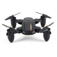 Utoghter X39 1 Mini FPV Foldable RC Drone Smart RC Quadcopter with Altitude Hold Headless Mode 3D Flips RC Helicopter Model Toy