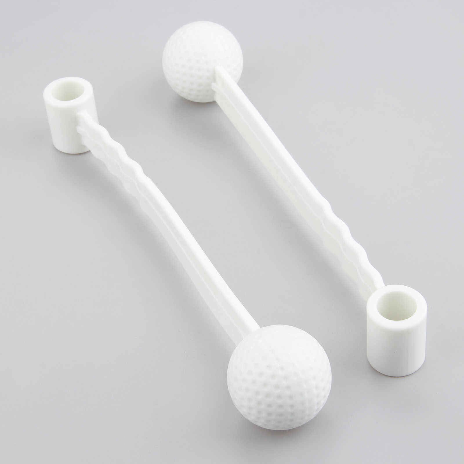 SURIEEN 1 PC Plast Golf Swing Putting Rod Practice Verktøy Beginners Golf Treningshjelp Golf Ball With Stick Golf Tilbehør