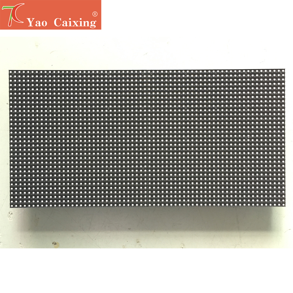 RGB P4 Waterproof SMD 3in1 1/8 Scan Outdoor Full Color LED Module Dot Matirx Led Display Panel For Advertising Media LED Display