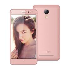 LEAGOO Z5 MT6580M Quad Cable de Teléfono Móvil de 5.0 Pulgadas Android 6.0 480×854 IPS 1 GB RAM 8 GB ROM 2000 mAh Dual Sim 5.0MP 3G Smartphone