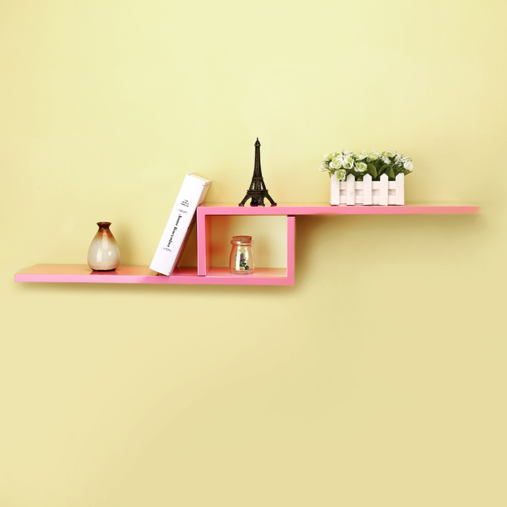 Online buy wholesale floating shelf from china floating for Cheap floating shelves