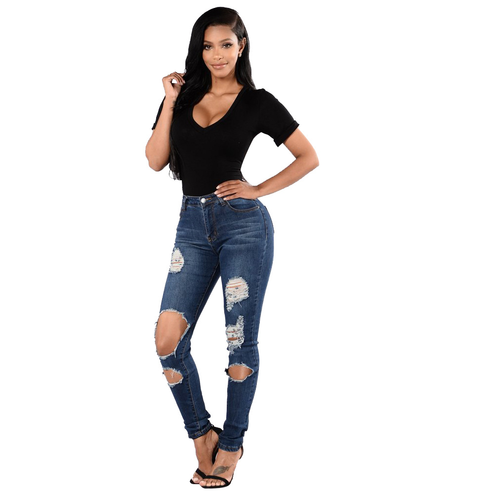 Hot sexy tight jeans