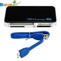 TOP QUALITY USB 3 0 Compact Flash Memory Card Reader Adapter For TF SDHC CF Micro