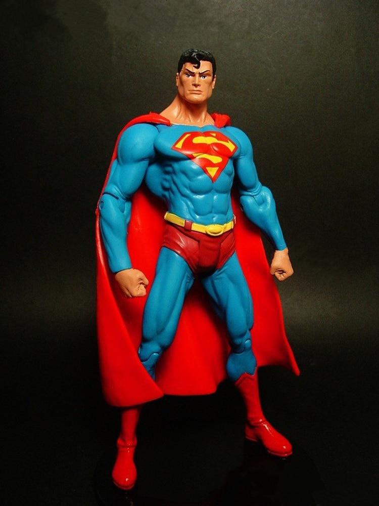 2017 New movable model Comic hero superman Action Figure