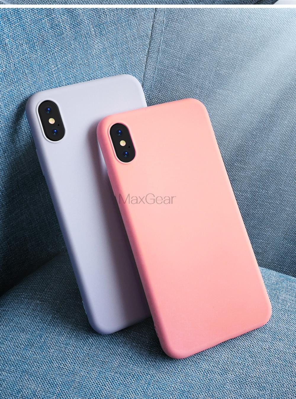 HTB10spuV9zqK1RjSZPxq6A4tVXaX - Thin Soft Case For iPhone 7 8 6 6s Plus 4 5S SE 2 Original Liquid Silicone Cover Candy Coque Capa For iPhone X Xs 11 Pro Max XR