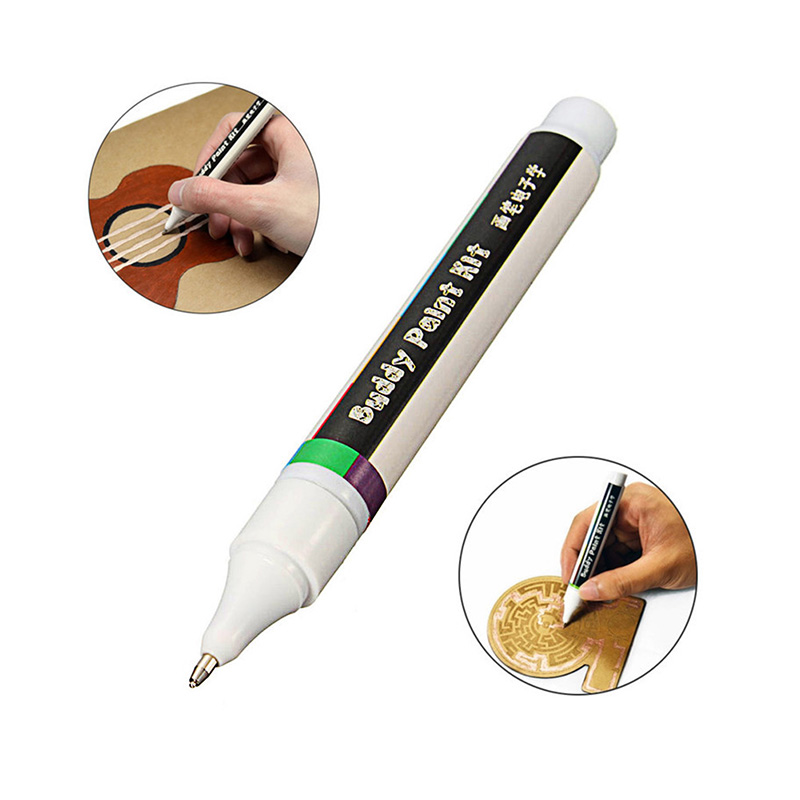 Elecrow Conductive Ink Pen Electronic Circuit Draw Instantly Magical Pen Circuit DIY Mak ...