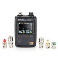 KVE520A VHF/UHF Vu вектор Сопротивление антенны анализатор с 5 адаптеры для Любительское радио КВЕ 520A вектор радио рация
