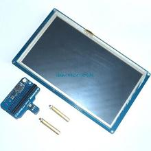 """7 인치 7.0 """"TFT LCD 쉴드 DUE / Taijiuino DUE, SD 및 터치 컨트롤"""