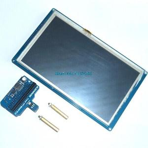 """Image 1 - 7 inch 7.0"""" TFT LCD Shield  DUE / Taijiuino DUE, with SD and Touch control"""