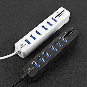Multi USB 3.0 2.0 Hub USB Spli