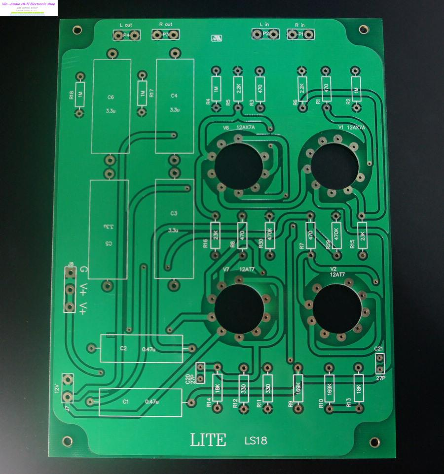 Turret Board Panel Circuit Vin Shop Diy For Audio Board Ls18 Tube Preamp Empty Plate Mattsse Fantastic Line Free Shipping in Diodes from Electronic Components Supplies