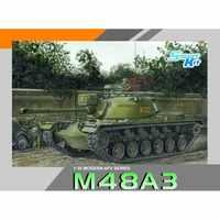 มังกร 3546 1/35 M48A3 ถัง - รุ่นชุด