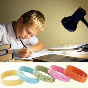 Image 3 - 5pcs Ultra fiber insect repellent bracelet essential oil anti mosquito bracelet natural harmless bedroom outdoor children belt