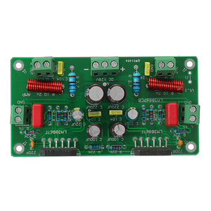 Image 5 - LEORY LM3886 HiFi TF Stereo Amplifier Assembled AMP Board 68W+68W 4ohm 50W*2 / 38W*2 8ohm