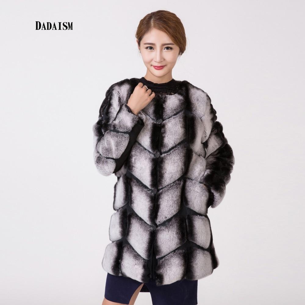 online store 7139a 8353e 2017 nuovi modelli femminili cappotto di pelliccia capelli ...