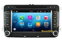For VolksWagen For VW Golf MK6 2008 2012 Android 8.0 Autoradio Multimedia GPS Sat Navi Navigation System + DVD Radio MirrorLink