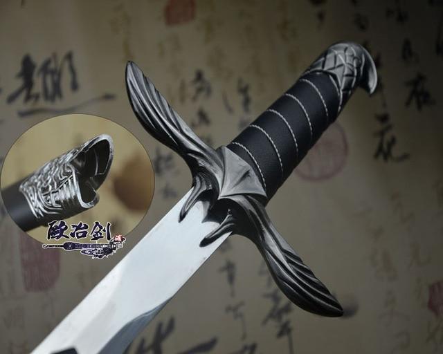Risultati immagini per spada d'argento
