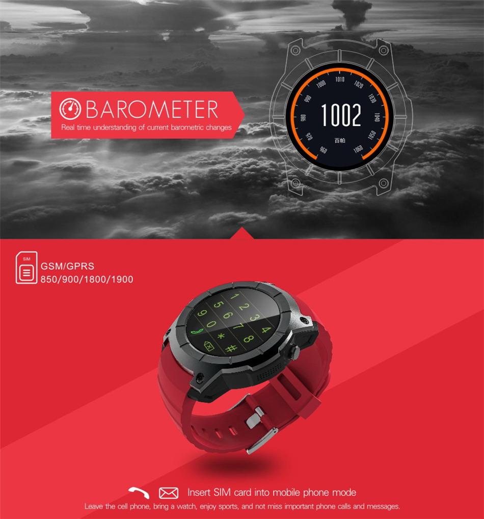 Makibes G05 GPS Smart Watch (3)
