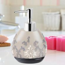 цена на 220ml Manual Liquid Soap Lotion Dispenser Shampoo Bottle Sanitizer for Home Hotel household soap hand sanitizer