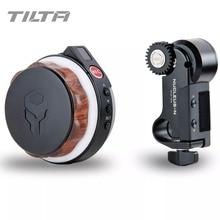 Tilta Nucleus-Nano Беспроводная система контроля фокусировки двигателя с ручным колесом Nucleus N Система управления объективами для gimbal Roin-S Crane 2 G2X