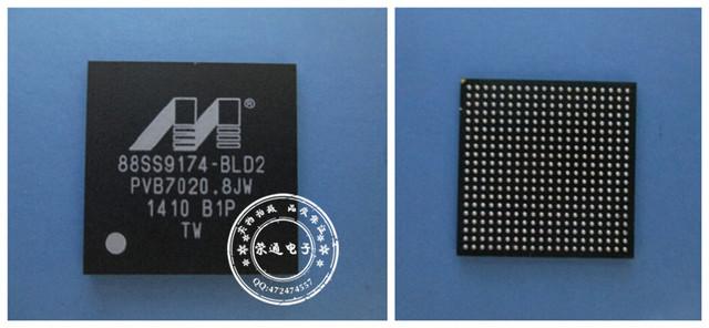 Frete grátis 88SS9174-BLD2 laptop norte chip ponte sul chip BGA chip Gráfico