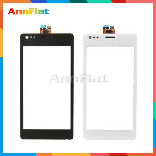 "50pcs/lot High Quality 4.0"" For Sony Xperia M C1904 C1905 C2004 C2005 Touch Screen Digitizer Front Glass Lens Sensor Panel"
