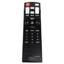 Original Remote Control for LG CD Home Audio Mini Hi-Fi System AKB73655705 Fernbedienung