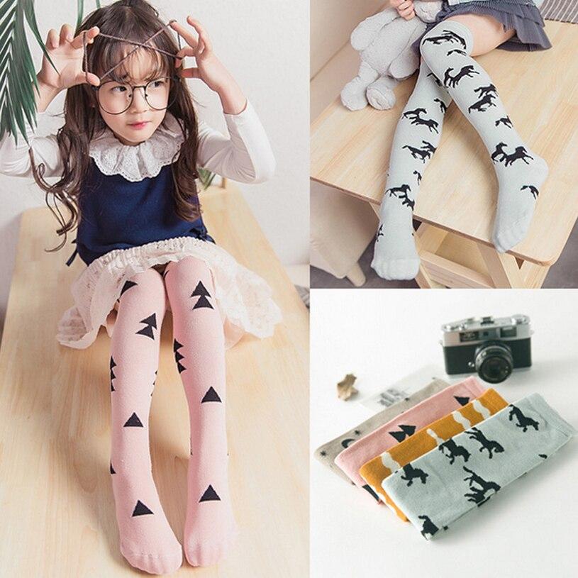 Hot Girl Cartoon Socks Leg Warmers Socks For Baby Girls Cotton Socks Kids For Newborn Baby Boys Girls Sockings Brand Designer