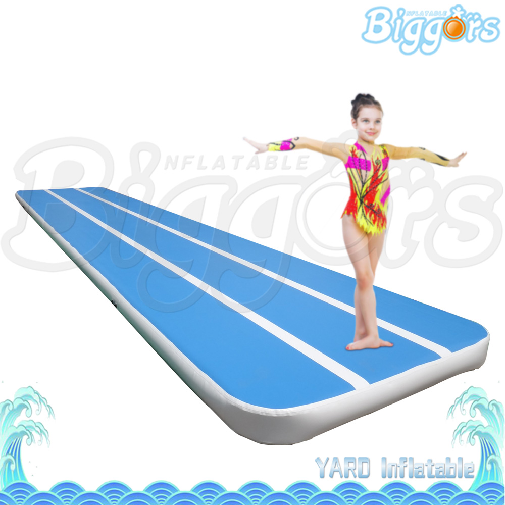 Wholesale Price High Quality Inflatable Tumble Track Inflatable Gym Mat For Sports Games free shipping factory wholesale inflatable air track for gym indoor inflatable air gym mat high quality inflatable tumble track
