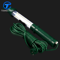 Rechargeable Emergency Lamp With A Magnetic LED Anti Crash Lamps Waterproof For Car Repair Light