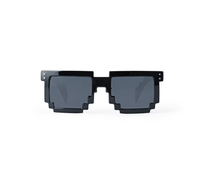 1650f73747141 2015 New Pixel Design Tinize Sunglasses Men Women Swag Feidu Sunglasses UV  Protective Hip Hop Accessories Sport Oculos Masculino